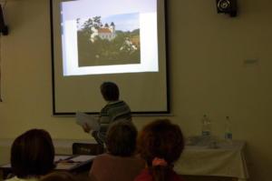 Přednáška M. Klimentové - Stavební památky 28. 5. 2013
